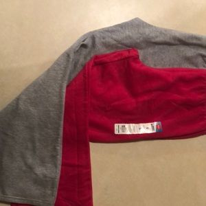 Two pairs of athletic sweatpants